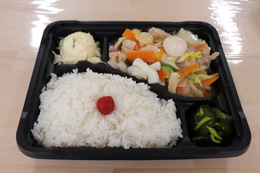 八宝菜弁当03